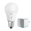 SYLVANIA Lightify 9.5-Watt (60W Equivalent) 2,700K A19 Medium Base (E-26) Dimmable Soft White LED Bulb with Built-In WiFi