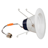SYLVANIA Ultra 65-Watt Equivalent White Trim LED Recessed Retrofit Downlight (Fits Housing Diameter: 5-in or 6-in)