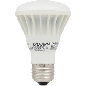 SYLVANIA ULTRA 8-Watt (50W Equivalent) 2700K R20 Medium Base (E-26) Soft White Dimmable Indoor LED Flood Light Bulb ENERGY STAR