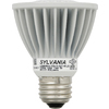SYLVANIA ULTRA 6-Pack 8-Watt (50W Equivalent) 2700K PAR20 Medium Base (E-26) Soft White Dimmable Indoor LED Flood Light Bulbs ENERGY STAR