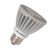 SYLVANIA ULTRA 6-Pack 8-Watt (50W Equivalent) 3000K PAR20 Medium Base (E-26) Warm White Dimmable Indoor LED Flood Light Bulbs ENERGY STAR
