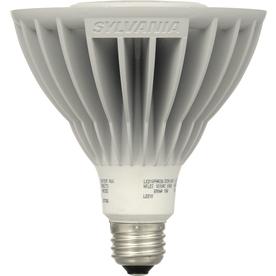 SYLVANIA 18-Watt (75W Equivalent) PAR38 Medium Base (E-26) Soft White Dimmable Outdoor LED Flood Light Bulb ENERGY STAR