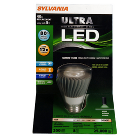 SYLVANIA LED 7-Watt PAR 20 Flood Light Bulb