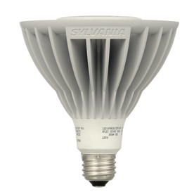 SYLVANIA 16-Watt (50W Equivalent) PAR38 Medium Base (E-26) Warm White Dimmable Outdoor LED Spotlight Bulb ENERGY STAR
