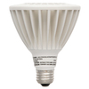 SYLVANIA 17-Watt (75W Equivalent) PAR30 Longneck Medium Base (E-26) Warm White Dimmable Outdoor LED Flood Light Bulb