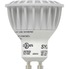 SYLVANIA ULTRA 6-Pack 7-Watt (35W Equivalent) 3000K PAR16 GU10 Pin Base Warm White Dimmable Indoor LED Flood Light Bulbs