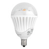 SYLVANIA Ultra 2700K A15 Candelabra Base (E-12) Dimmable Soft White Indoor LED Bulb