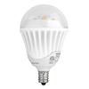 SYLVANIA Ultra 8-Watt (40W Equivalent) 2700K A15 Candelabra Base (E-12) Dimmable Soft White Indoor LED Bulb