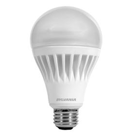 shop sylvania ultra 17 watt 100w equivalent 2700k a21 led dimmable soft white indoor led bulb. Black Bedroom Furniture Sets. Home Design Ideas