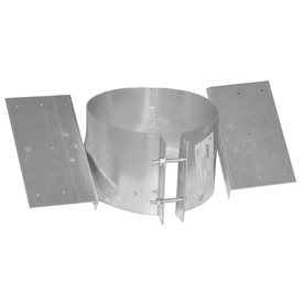 SuperVent 3-Piece Chimney Pipe Accessory Kit for Roof Support