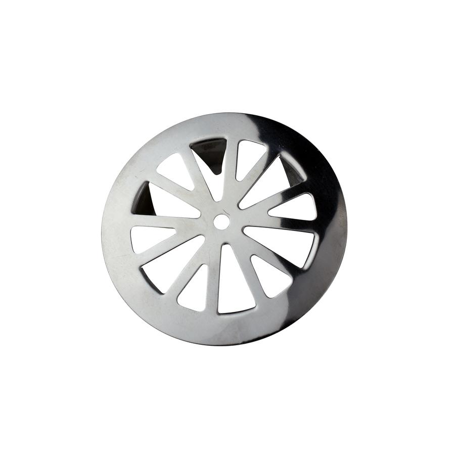 Shop Plumb Pak Chrome Metal Strainer Dome Cover At