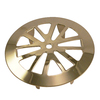 Plumb Pak Polished Brass Metal Strainer Dome Cover