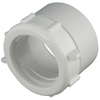 Keeney Mfg. Co. 1 1/2-in Dia. PVC Sewer Drain Adapter