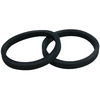 Keeney Mfg. Co. 2-Pack 1-1/2-in Rubber Reducer Washer