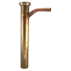 Plumb Pak 12-in Brass Sink Tailpiece