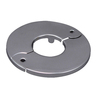 Keeney Mfg. Co. 2-1/4-in Chrome Shallow Floor and Ceiling Plate