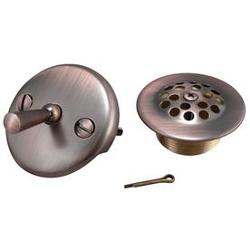 Keeney Mfg. Co. Oil-Rubbed Bronze Metal Trim Kit