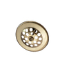 Plumb Pak Polished Brass Metal Face Plate