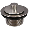 Plumb Pak Brushed Nickel Metal Closure Assembly