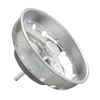 Keeney Mfg. Co. 3-1/4-in dia Chrome Fixed Post Replacement Basket