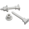 Plumb Pak 2-1/2-in L White Floor Screws