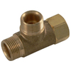 Plumb Pak 3/8-in x 3/8-in x 3/8-in Compression Adapter Fitting