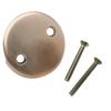 Keeney Mfg. Co. Oil-Rubbed Bronze Metal Face Plate