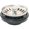 Keeney 3.125-in Chrome Steel Garbage Disposal Stopper