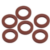 Keeney Mfg. Co. 6-Pack 3/4-in Rubber Washer