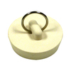 Plumb Pak 1-1/2-in dia White Stopper Garbage Disposal Stopper
