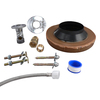 Plumb Pak Toilet Installation Kit for Pipe