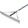 Midwest Rake Company Professional 36-in Landscape Rake
