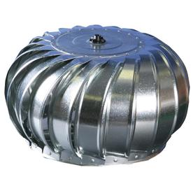 Air Vent 12-in Galvanized Steel Wind Turbine