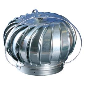 AIR VENT INC. 12-in Galvanized Steel Externally Braced Roof Turbine Vent