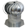 Air Vent 12-in Mill Aluminum Wind Turbine
