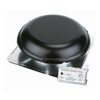 Blue Hawk Black Roof Power Ventilation
