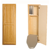 Hide-Away Wall-Mount Hideaway Ironing Board