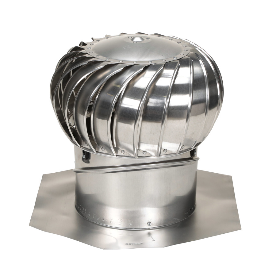 Air Vent Turbine Ventilator : Wind turbine ventilator on shoppinder