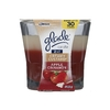 Glade 4 oz Custard and Apple Cinnamon Apple Cinnamon Jar Candle