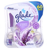 Glade 2-Pack 1.34-oz Lavender Vanilla Electric Air Freshener Refills