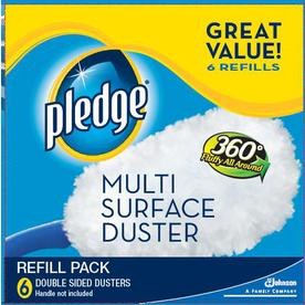 Pledge 6-Count Multi-Purpose Duster Refills