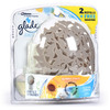 Glade 3-Pack 1.34-oz Clean Linen and Sunny Days Electric Air Freshener Kit
