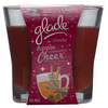 Glade 4-oz Apple Cinnamon Cheer Maroon Jar Candle