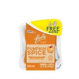 Glade .67-oz Pumpkin Spice Electric Air Freshener Refill