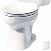 Mansfield Alto Biscuit Elongated Toilet Bowl