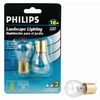 Philips 2-Pack 18-Watt S Base Soft White Halogen Accent Light Bulbs