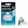 Philips 35-Watt MR16 Plug-in Base Soft White Halogen Accent Light Bulb