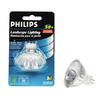 Philips 50-Watt MR16 Base Bright White Halogen Accent Light Bulb