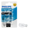 Philips 4-Pack 18-Watt T5 Base Bright White Halogen Accent Light Bulbs