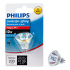 Philips 10-Watt MR11 Base Bright White Halogen Accent Light Bulb